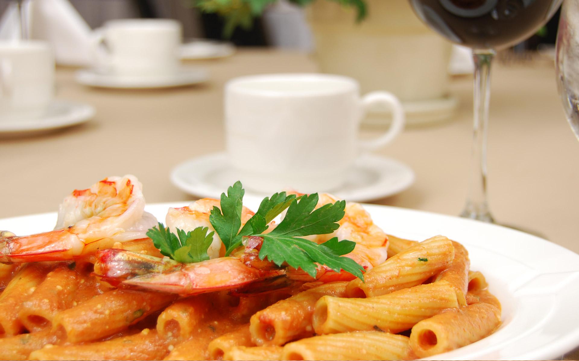 Kuchnia Srodziemnomorska Pizza I Pasta Resturacja La Nonna